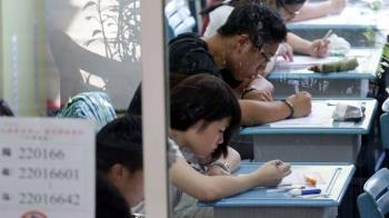 首度因疫情延期  大學指考改到7月3日至5日