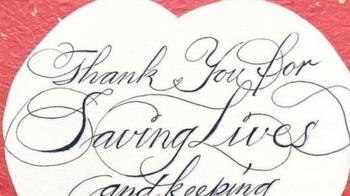 情人節:新加坡人寫「情書」感謝醫生,不要歧視要愛心