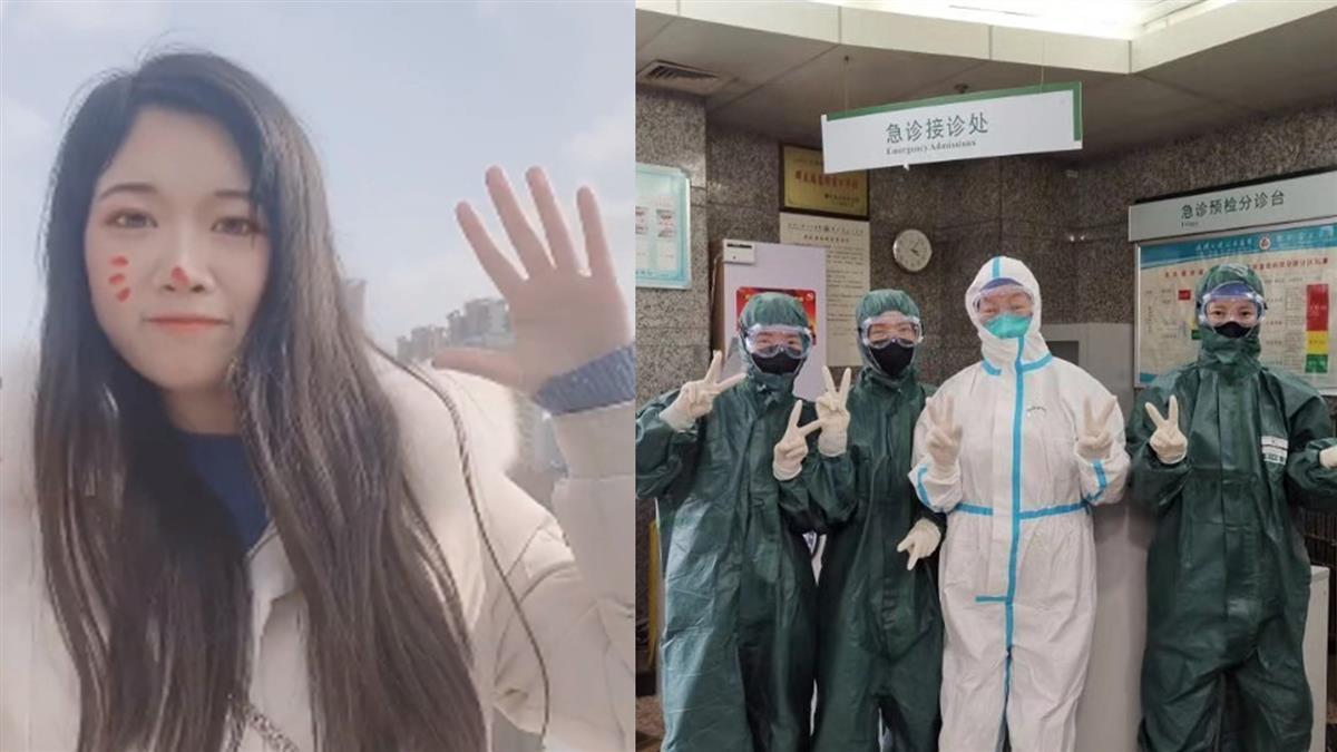 武漢護士11天神奇康復 居家隔離曝4招秘訣