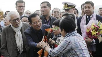 肺炎疫情:柬埔寨接待郵輪靠岸的政治考量