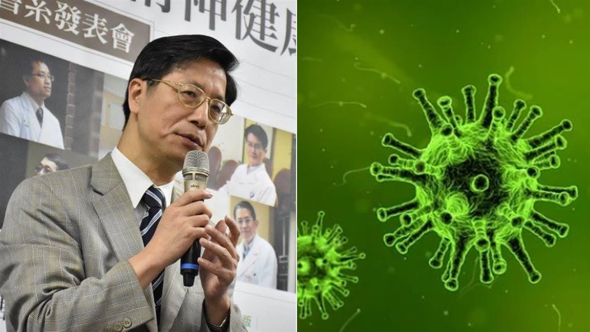 好消息!台大分離出武肺病毒株 抗SARS名醫揭關鍵