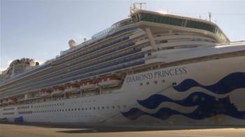 鑽石公主號新增70人確診 台港美加準備包機載回乘客