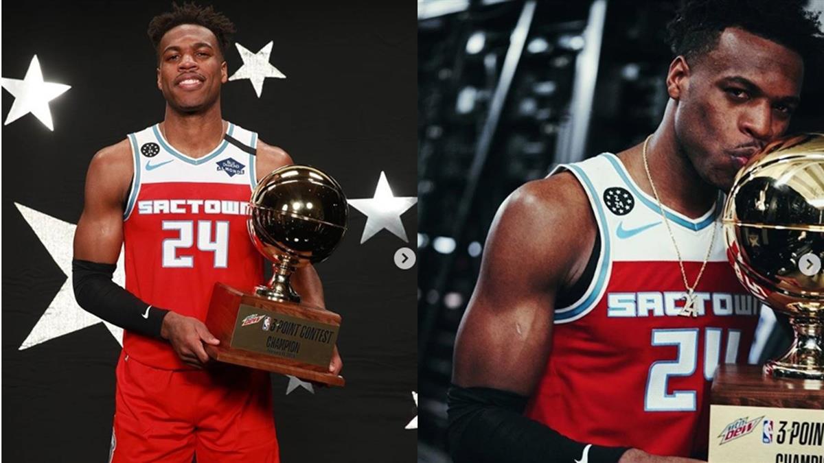 最後一球定輸贏 希爾德奪NBA三分球大賽冠軍