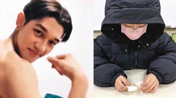 前女友16次私密片曝!「東吳天菜」沉默1年回應了