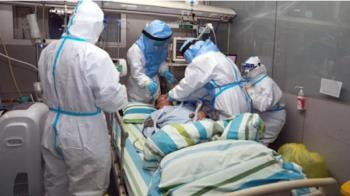 台首例武漢肺炎死亡!61歲患者不治 新增2例本土個案