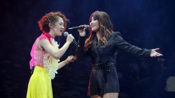 A-Lin演唱會  LuLu當嘉賓坦言壓力不小