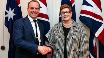 華為5G之爭致英國和澳大利亞盟友關係現裂痕