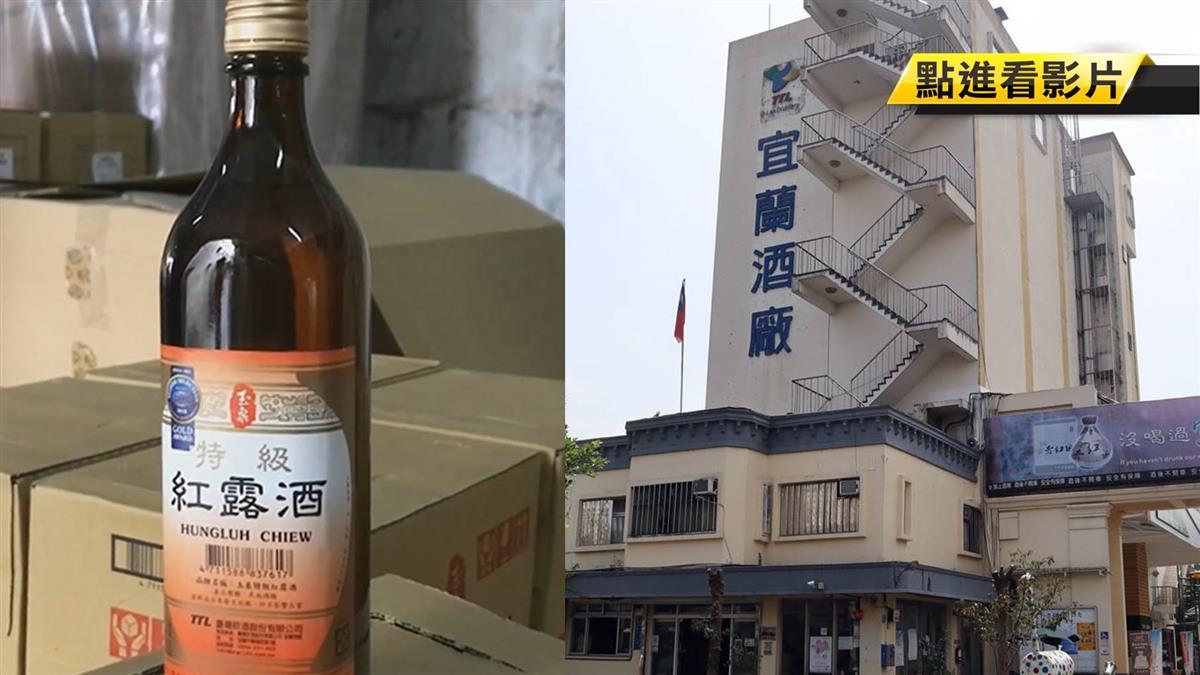 拚防疫!百年酒廠轉型產酒精 衛生所這招防接觸