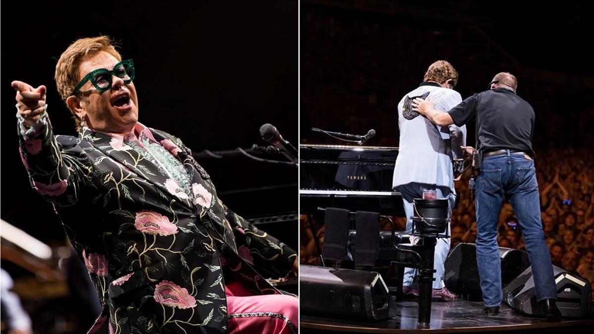 72歲歌手染肺炎 唱一半失聲被扶下台淚崩