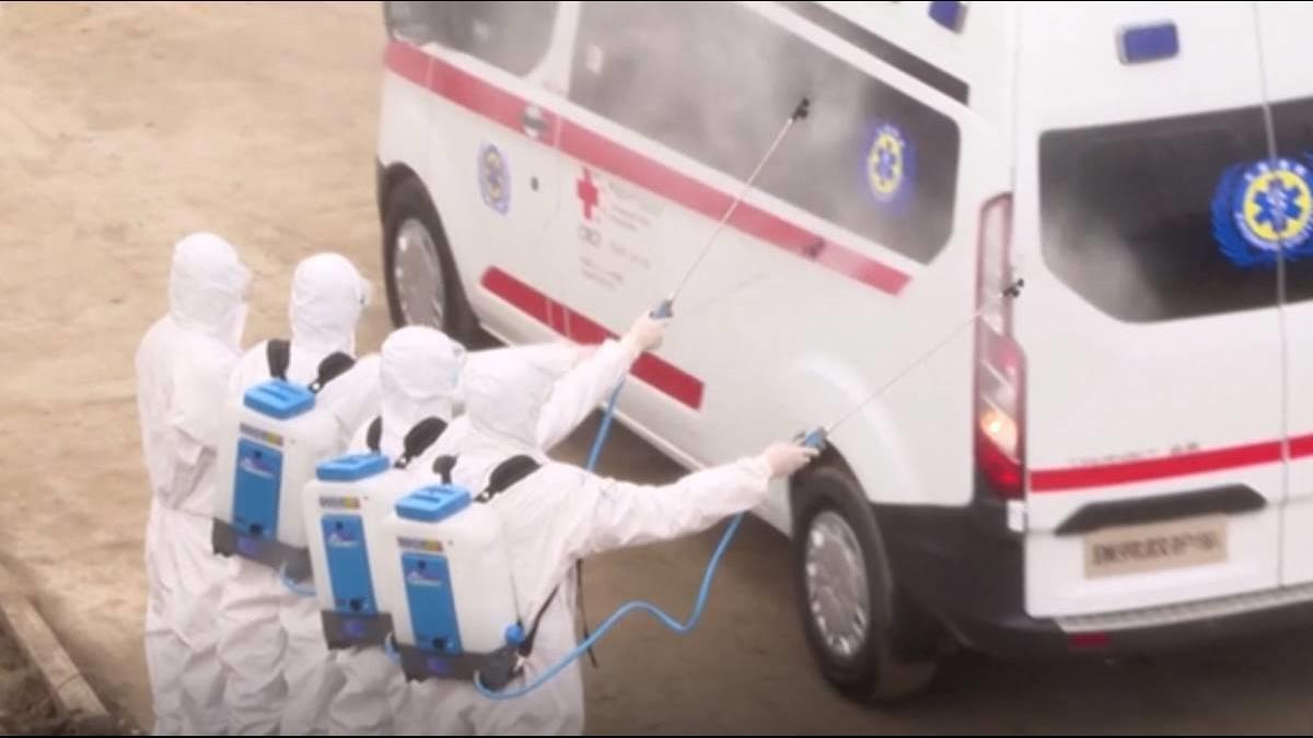 850度2秒焚燒 !「移動式焚化爐」進武漢 網嚇:到底死多少人?