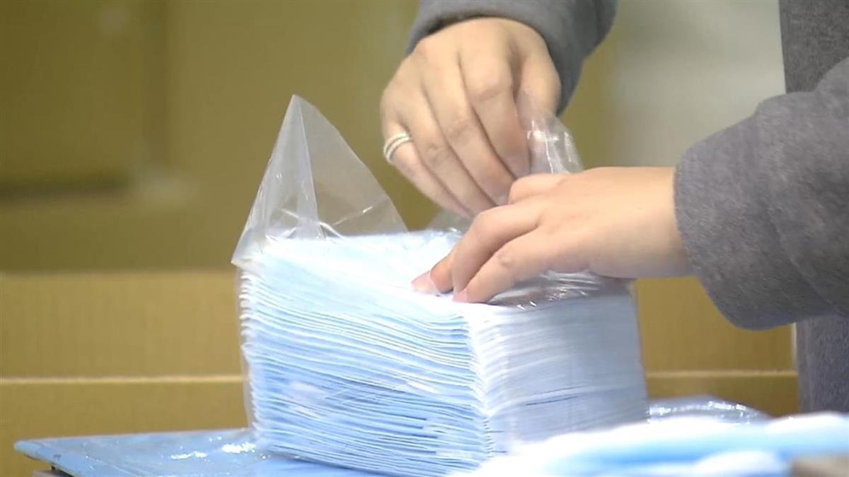 地下總司令?台南藥局爆囤百萬口罩 爽賺3千萬