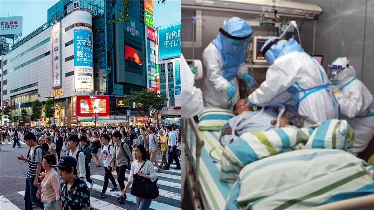 東京恐變第二個武漢?網曝2關鍵真相大白了
