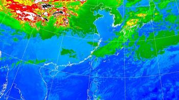 今晨低溫9.5度!東北風變強水氣增 雨區出爐