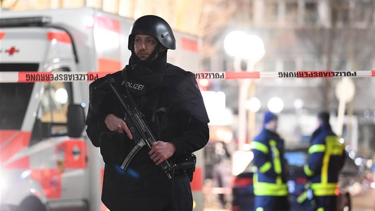 德國酒吧驚傳2起槍擊至少8死!歹徒仍在逃