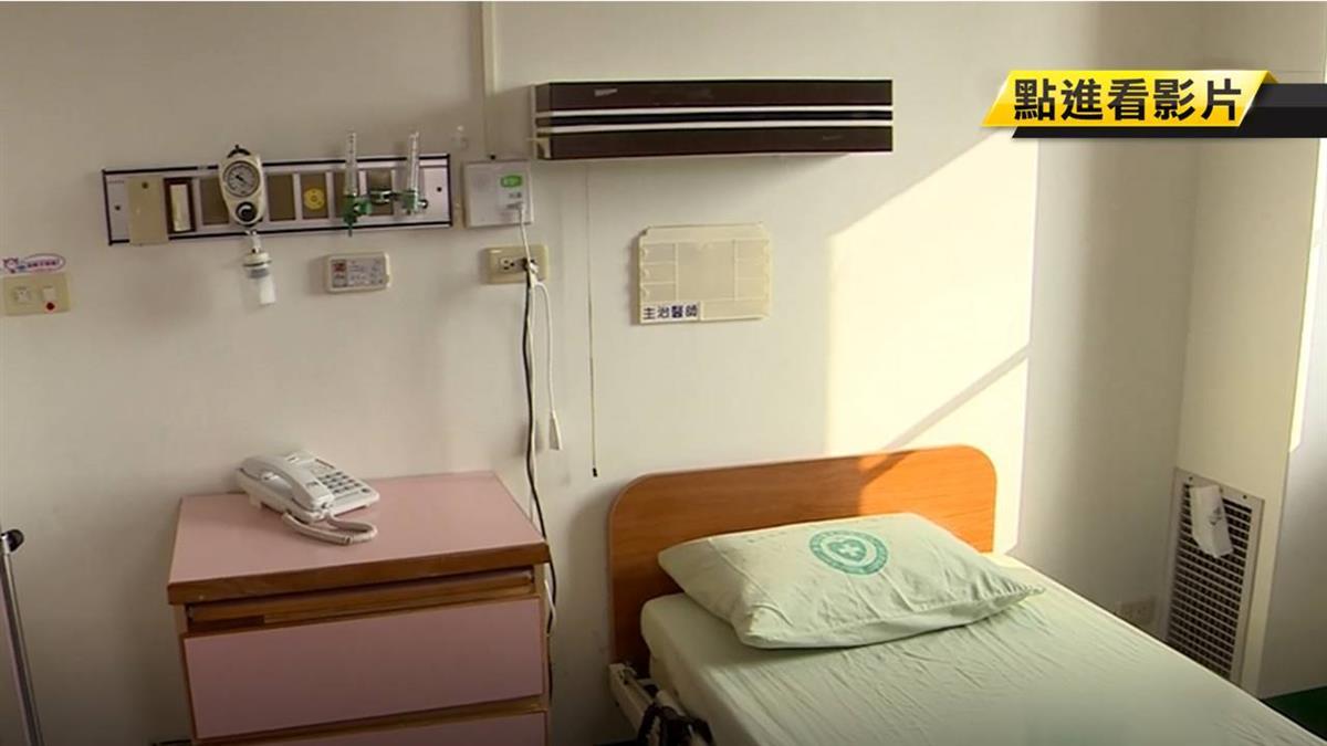 負壓隔離病房1100間剩4成床 將設緊急應變醫院