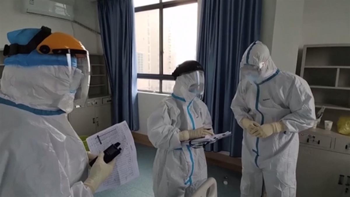 美CDC認定台灣「明顯社區傳染」 蔡英文回應了