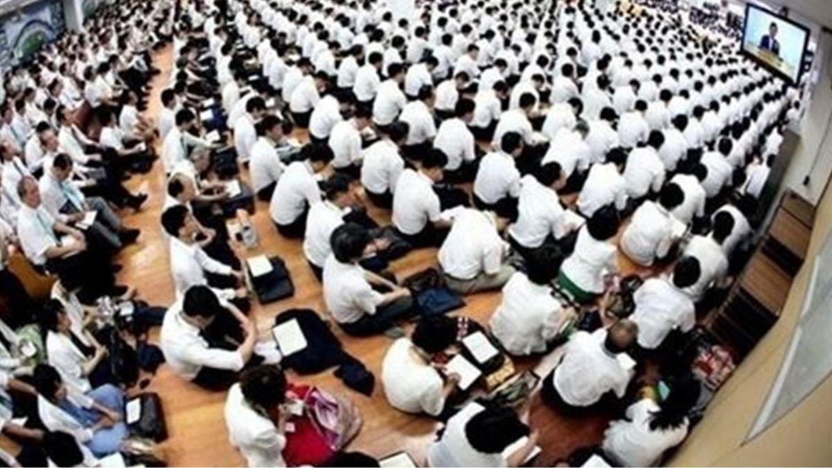 武漢肺炎南韓大邱出現超級傳播者  1001名教徒居家隔離