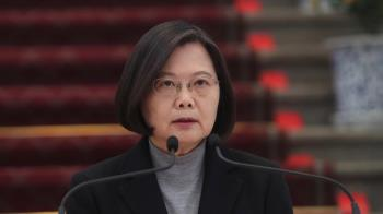 美國列社區傳播國家納台灣  蔡總統:未符合要件