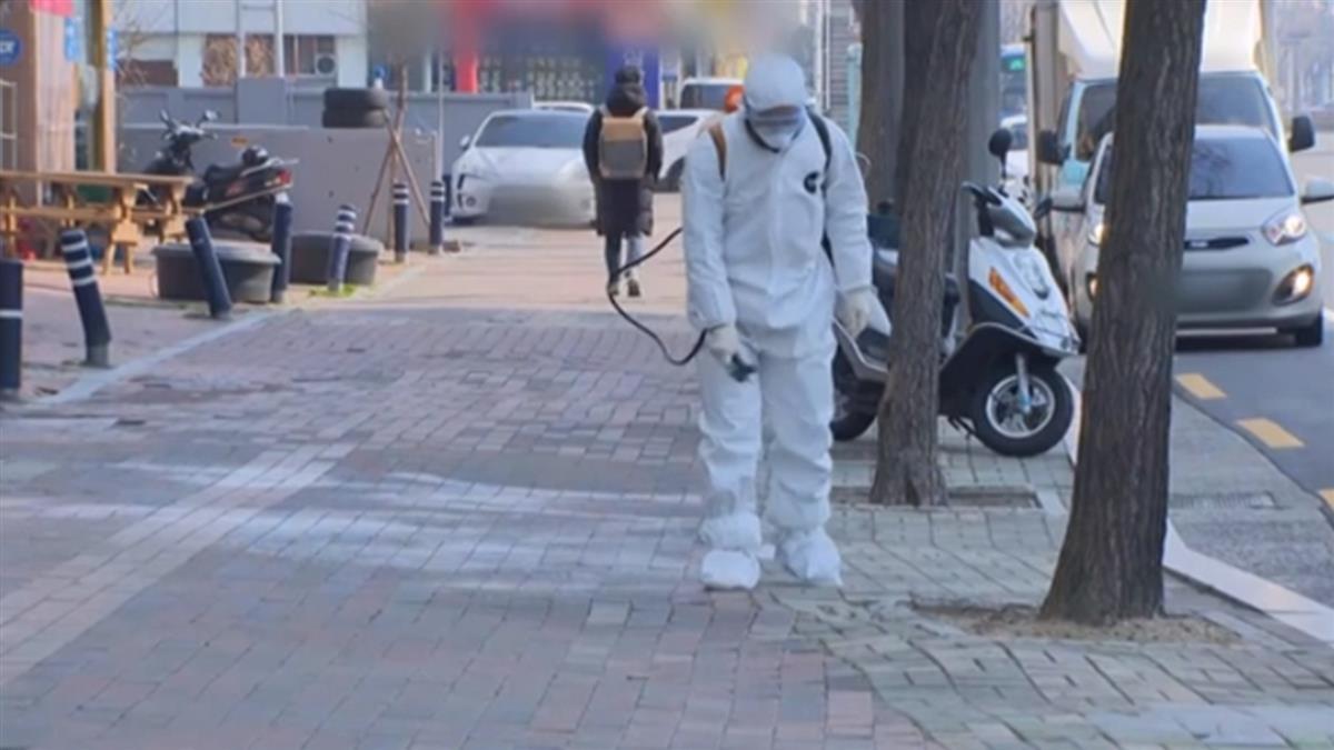 南韓病例破百 WHO警示:疫情恐全球大爆發