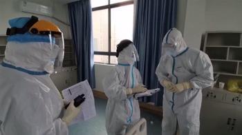 武肺首例出院 感染症權威證實:有類SARS肺纖維化