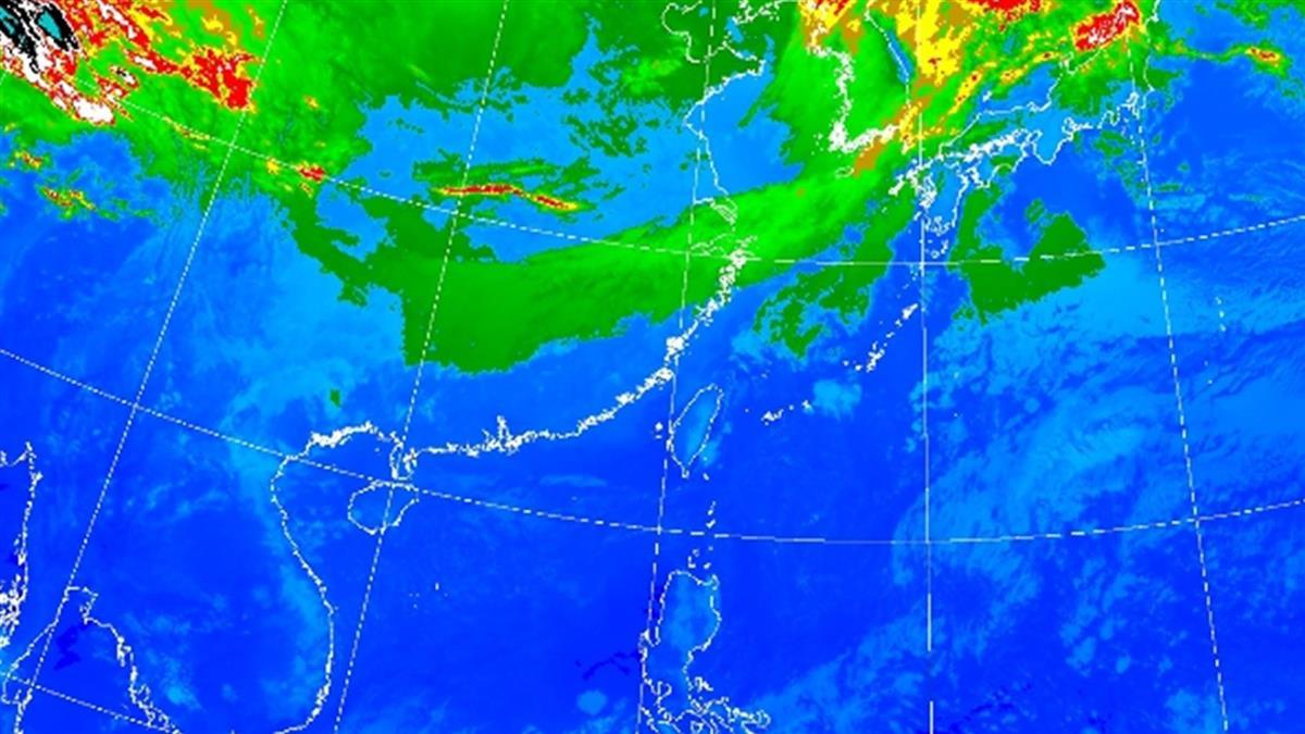 周末又變天!下一波降雨時間曝 北台這天低溫13度