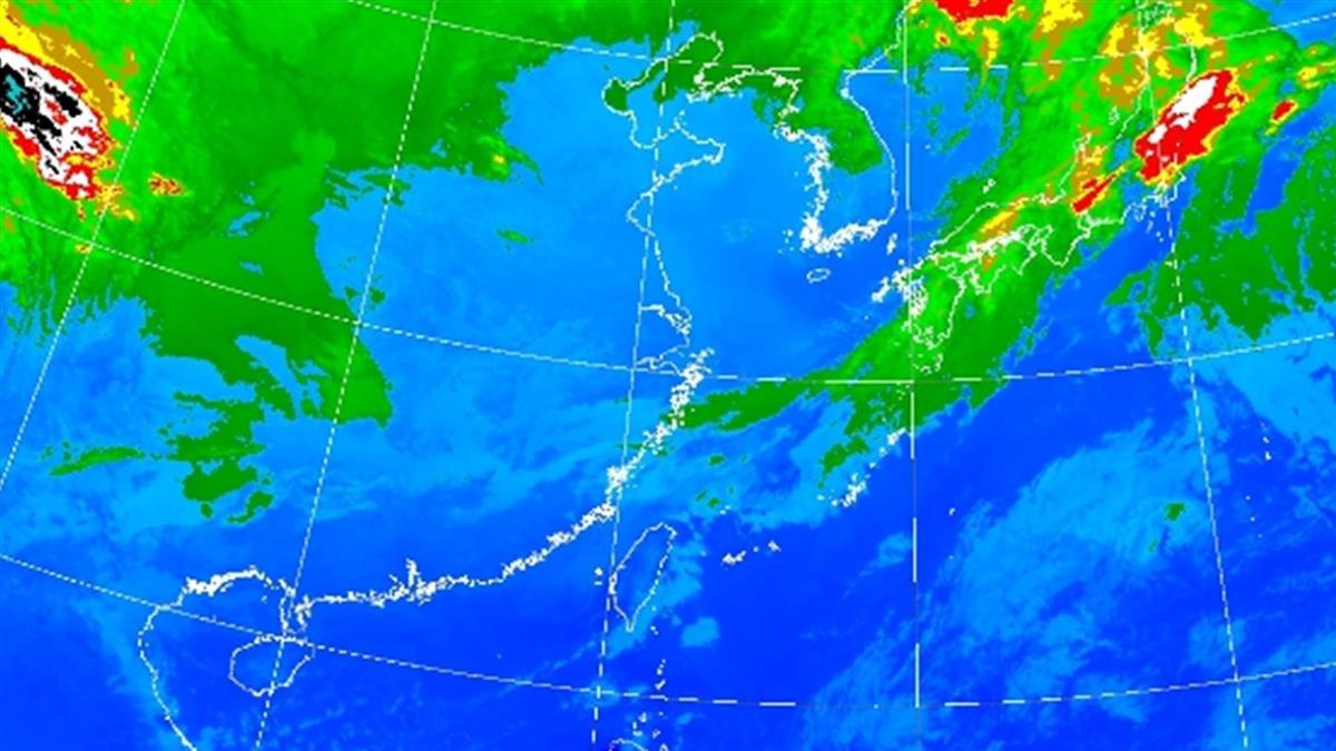 東北季風增強!北、東有雨 低溫探14度