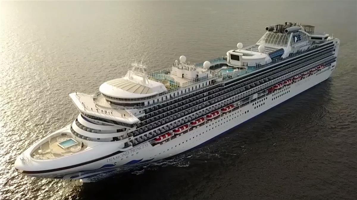日本認疏失道歉!公主號23人下船未做病毒檢測