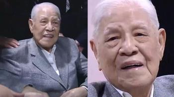 97歲李登輝喝奶嗆傷住院2周!王燕軍曝最新病況