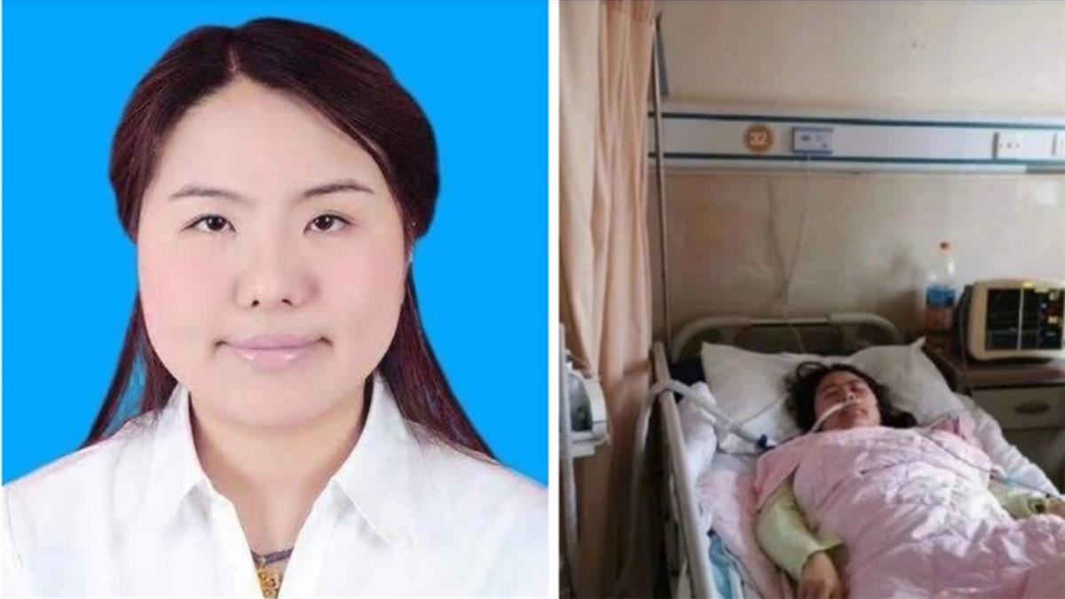 又1醫師亡!29歲女醫患武肺 急搶救仍病逝