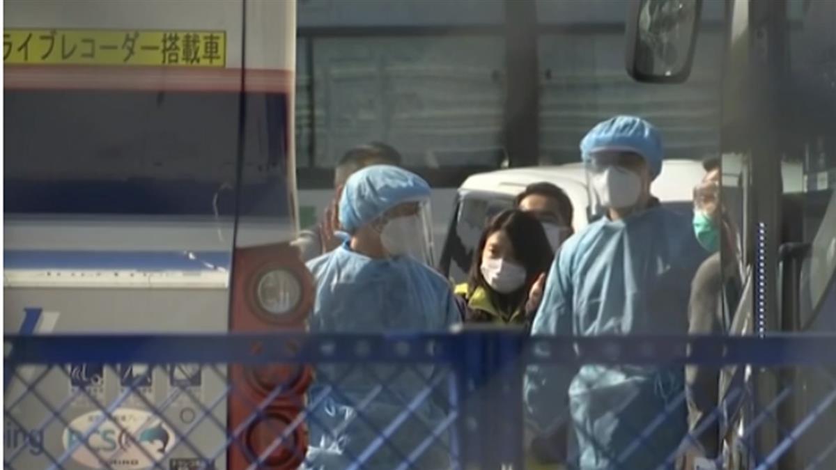 二級警示當沒事?同事爽排日本行:回不來有包機