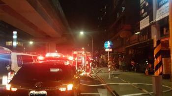 板橋公寓暗夜惡火 兄弟1昏迷1無呼吸心跳
