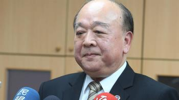吳斯懷未中籤 無法進入外交及國防委員會