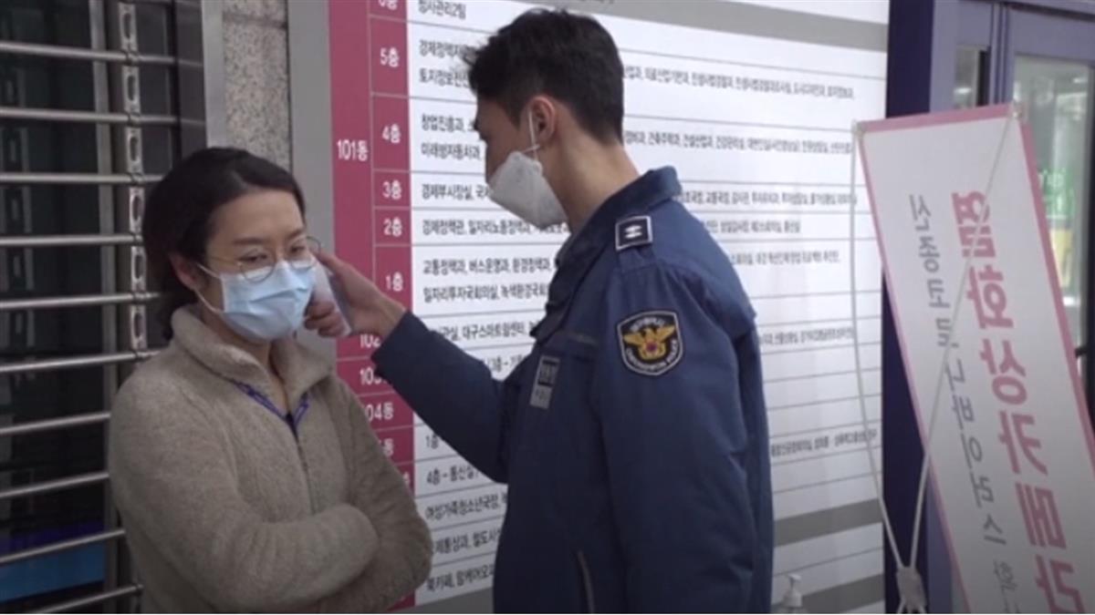 為何南韓疫情煞不住?專家抖:病毒恐適應南韓宿主