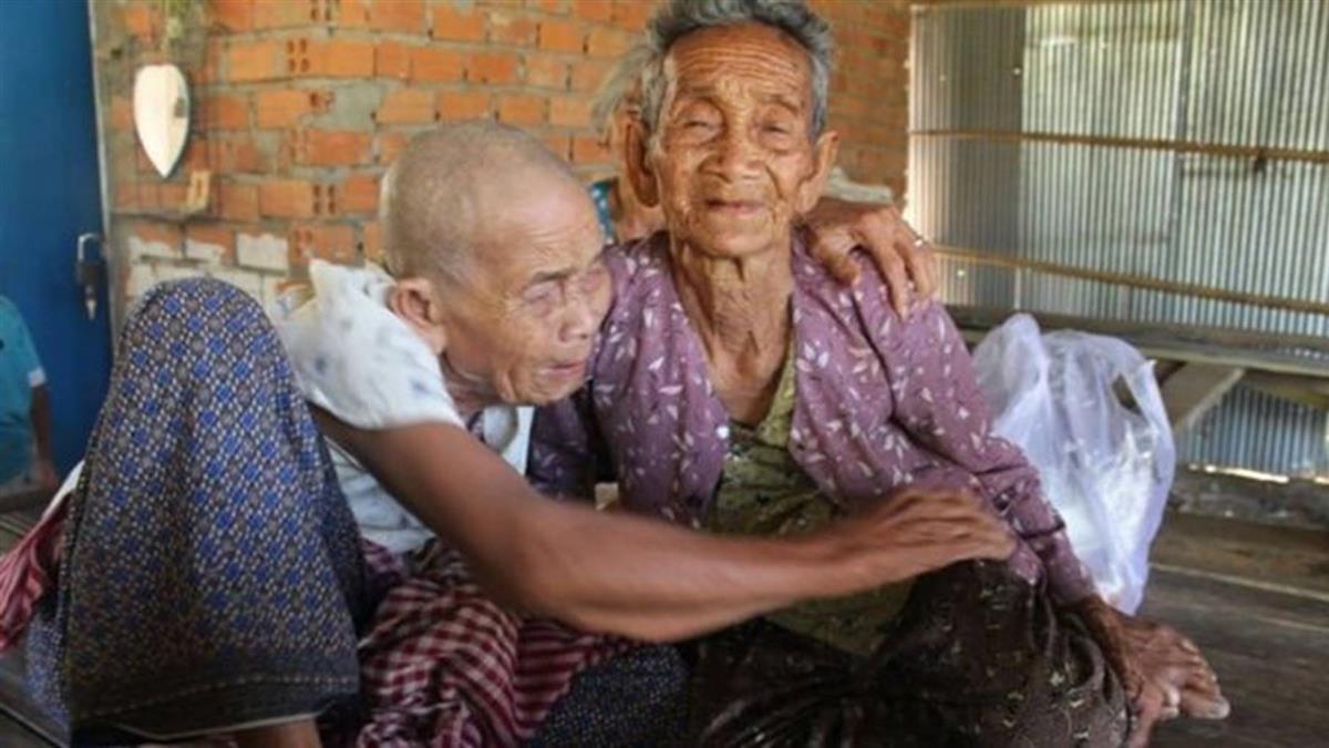 紅色高棉血洗柬埔寨 百歲姐妹47年後終重逢