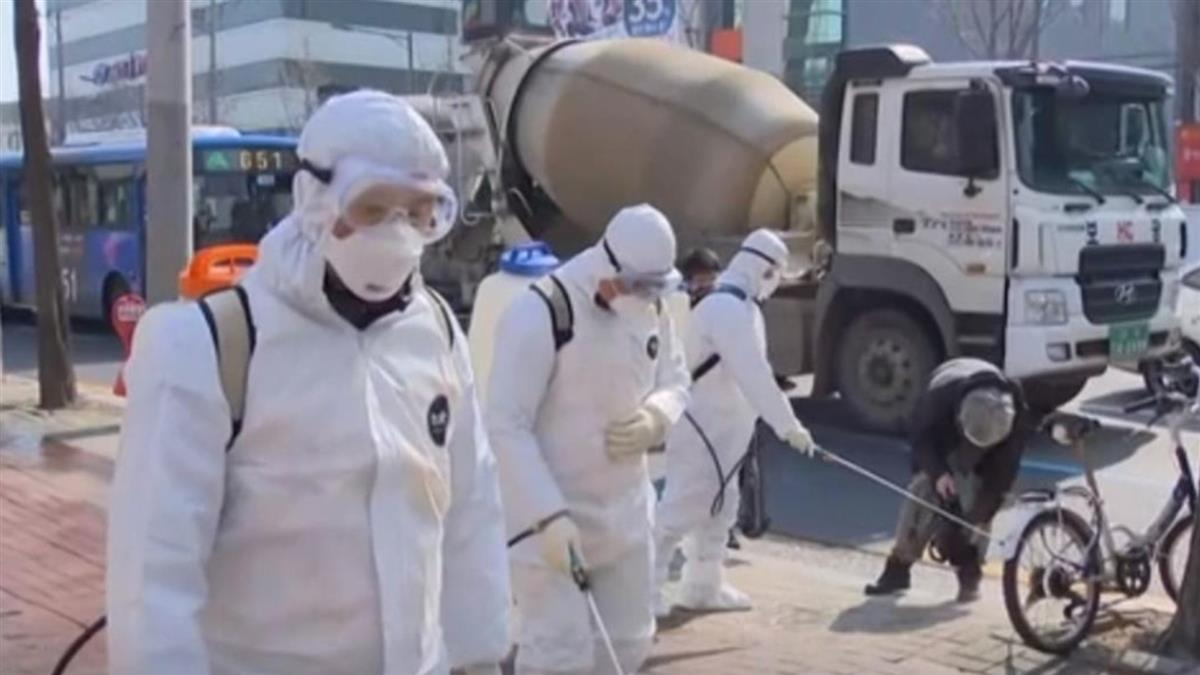 駐韓美軍染武肺首例 2天前曾到大邱營地