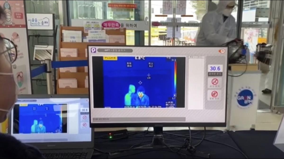南韓單日激增284確診 三星豪捐300億物資抗疫