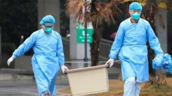 韓國政府:境內冠狀病毒疾病死亡率約1%