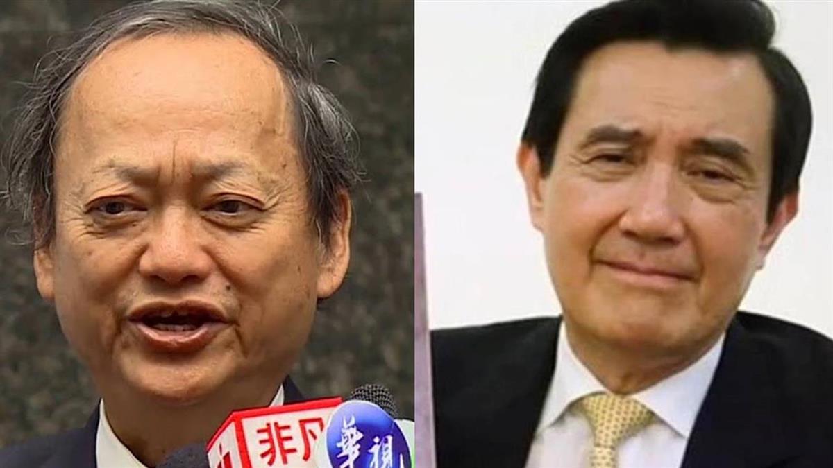 楊志良與葉金川一起嗆「馬英九不適合做總統」