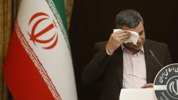 肺炎疫情:伊朗衛生部副部長感染新冠病毒