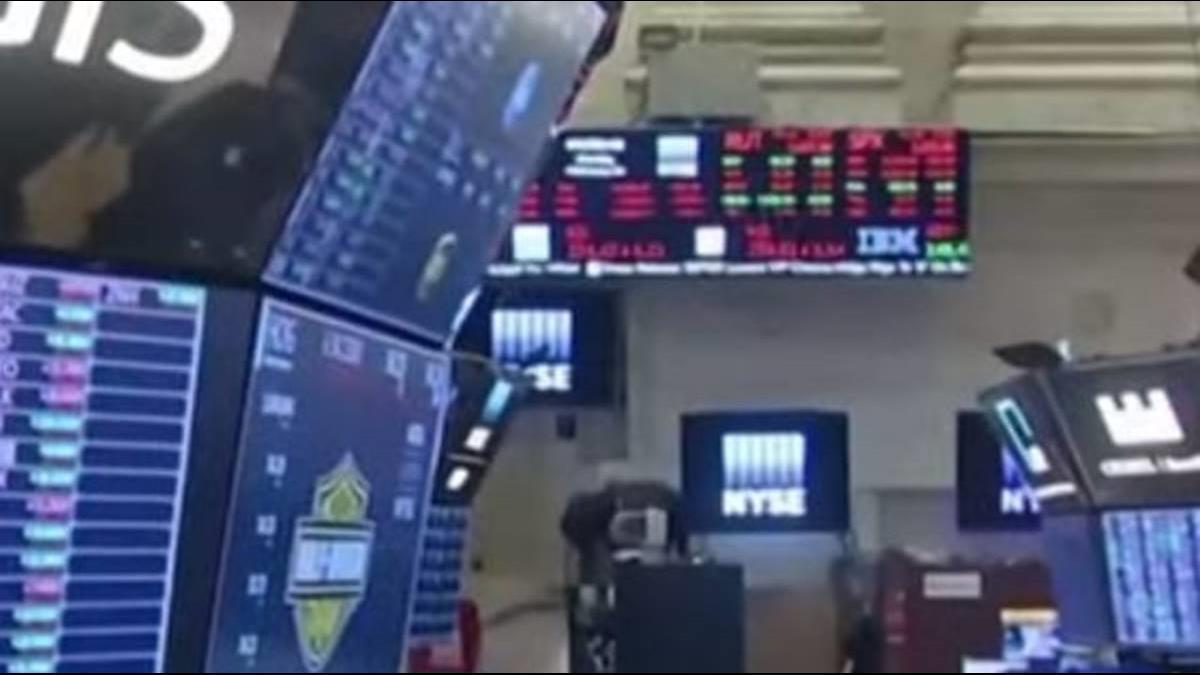 慘! 外資提款落跑 五天內已賣超825億