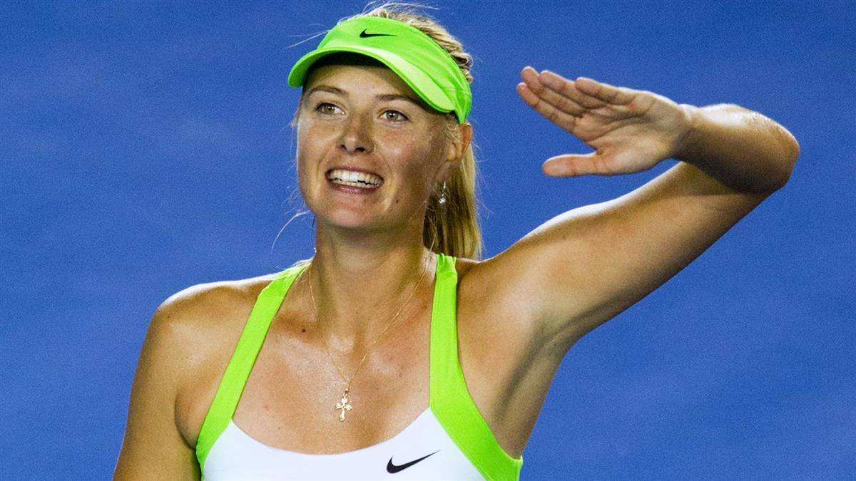 走過禁藥事件卻不敵肩傷 32歲莎拉波娃向網球說再見