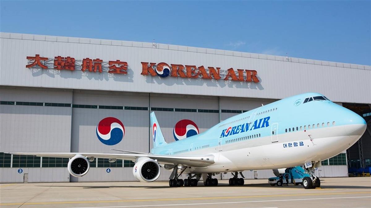 大韓航空空姐確診武漢肺炎 曾飛洛杉磯以色列