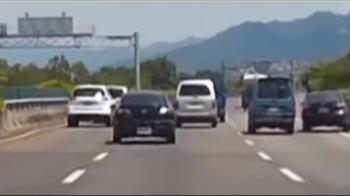 荷包小心了! 國道再增5處高解析攝影機 專抓「3違規」