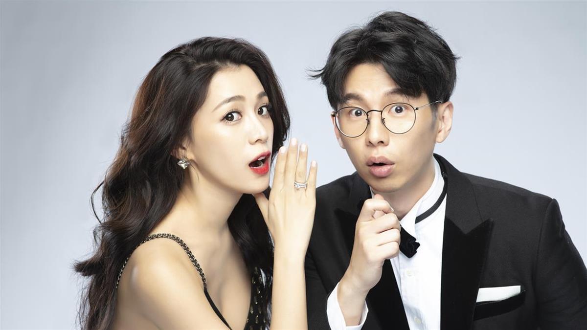 認愛牙醫才半年 王思平閃婚甜喊:我是李太太