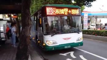 確診女看護頻搭藍38公車!6司機找到了 公司這樣說