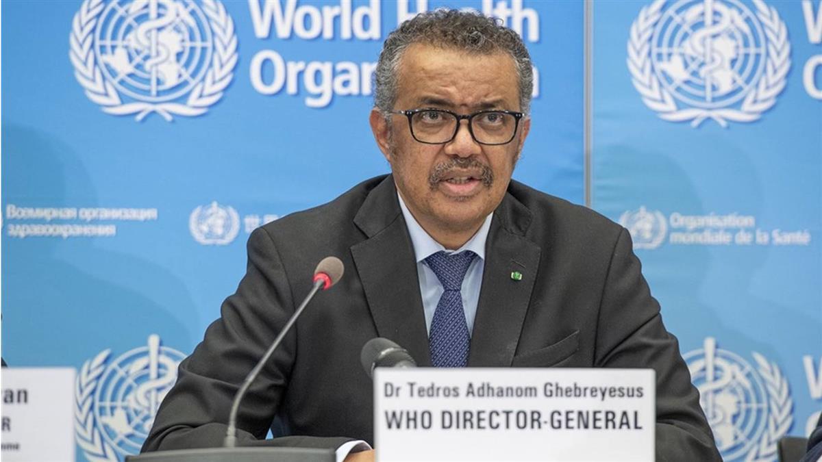 WHO:武肺病毒擴散至大陸以外44國 恐全球大流行