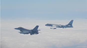 陸轟6戰機越西南海域!國防部:全程監控無異常
