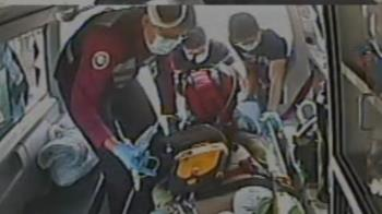 台中火力發電廠工安意外 工人遭壓傷身亡