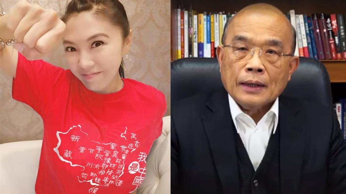 防「黃安們」修健保!劉樂妍嗆爛招 蘇貞昌回3字