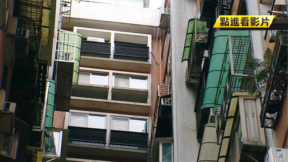 防疫漏洞?大廈暗藏日租套房 韓客進出住戶驚